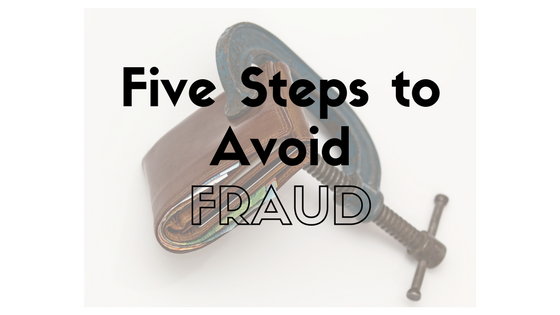 Avoiding Fraud